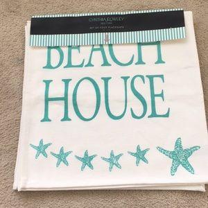 Cynthia Rowley Placemats New Beach House Starfish